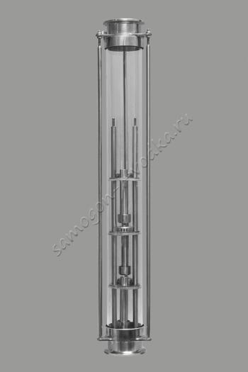 """Нержавеющий базовый уровень модульной вставки колонн серии ХД-2"""""""