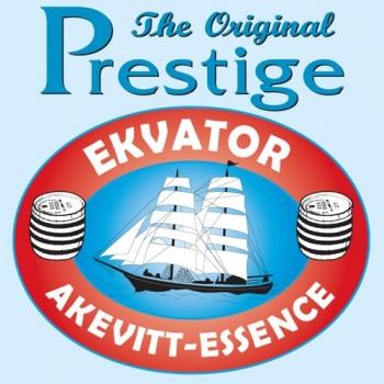 PR Prestige — Equator Norwegian Aquavit, 20ml Essence (норвежский национальный напиток)