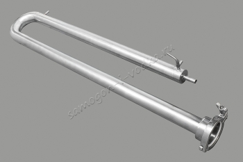 Дистиллятор кожухотрубный ХД/5-6000
