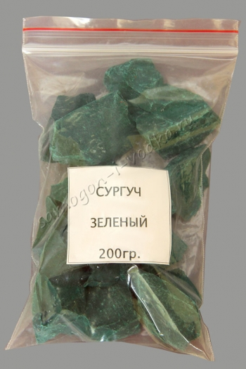 Сургуч зеленый 0,2 кг