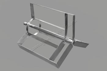 Лопасти для вставки-владыша универсальной мешалки серии D400 для куба 50 литров
