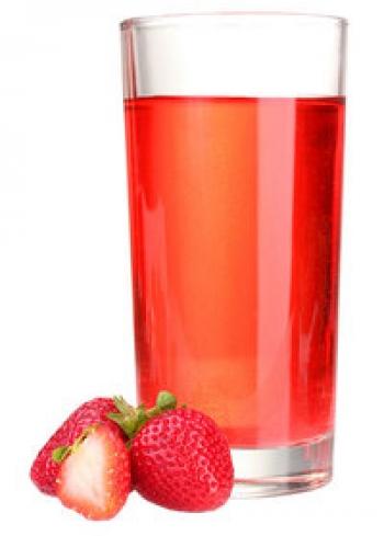 Натуральный концентрированный клубничный сок  5 кг