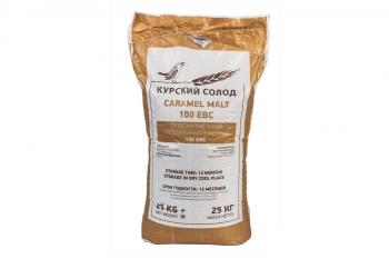 Карамельный 100 Курский солод 1кг.