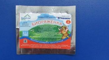 Закваска БиоРяженка Toshev (пакет 1 гр.)