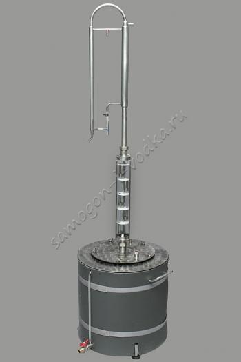 Ситчатая колонна для дистилляции ХД/4-375 СКС-Н
