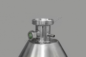 "Конусная крышка ""аламбик"" ХД/3-400"