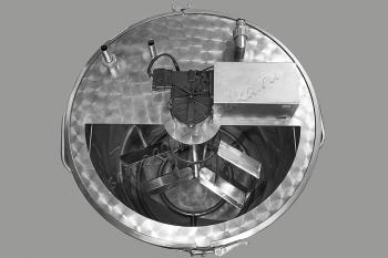 Фильтратор для вставки-вкладыша 50-100 литров