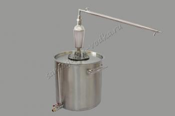 Дистиллятор прямоточный ХД/4-2450У