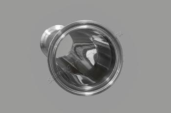"Царга 500 мм. кламп ""1,5"""