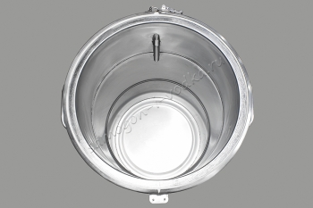 Вставка-вкладыш для водяной и паровой рубашки к кубу 75 литров D400