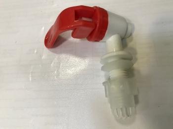 Кран для бродильных емкостей вход 12 мм