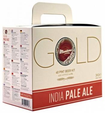"""Солодовый экстракт Muntons """"India Pale Ale"""", 3 кг"""