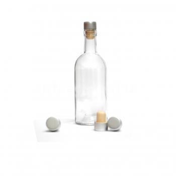 Бутылка Виски, 0,5 л (под пробку камю 19,5 мм)(без пробки)