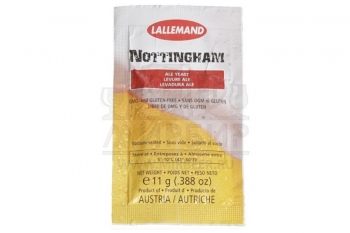 ДРОЖЖИ LALLEMAND NOTTINGHAM HIGH PERFORMANCE ALE, 11 Г