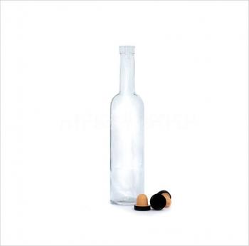 Бутылка Классик П-29-700 (под пробку камю 19,5 (без пробки)