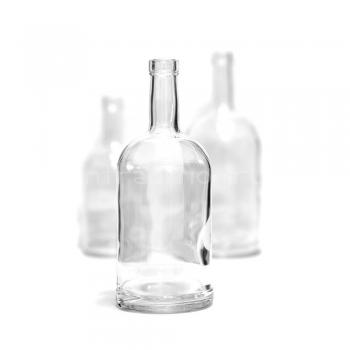 Бутылка Домашний Самогон, 0,7 л (под пробку камю 19,5)(без пробки)