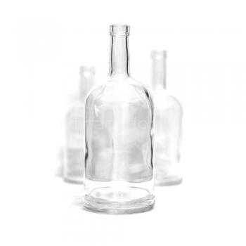 Бутылка Домашний Самогон, 1 л (под пробку камю 19,5)(без пробки)