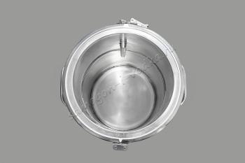 Вставка-вкладыш для водяной и паровой рубашки к кубу 35 литров D370
