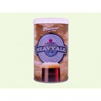 """Солодовый экстракт Muntons """"Scottish Heavy Ale"""", 1,5"""