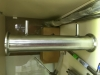 Дефлегматор трубчатый кламп 1,5 д -  (4 нитки)