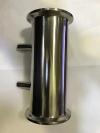 """Мини-дефлегматор 2"""", 130 мм (трубки 5*12)"""