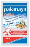 Активные сухие дрожжи Pakmaya Cristal  100 грамм